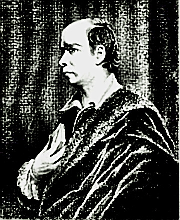Writer Oliver Goldsmith