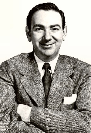 Comedian Ray Goulding