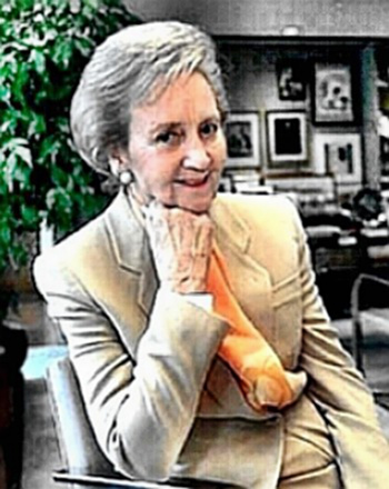 Washington Post Publisher Katharine Graham