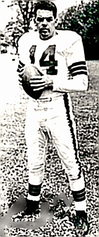 Browns Football Great Otto Graham