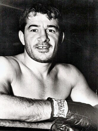 Middleweight Champ Rocky Graziano