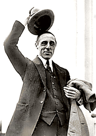 Producer, Director D. W. Griffith