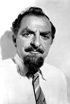 Actor Hugh Griffith