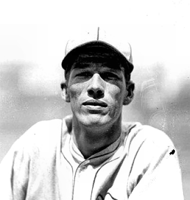 Pitcher Lefty Grove