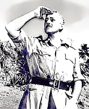 Sir Alec Guinness in Bridge on the River Kwai