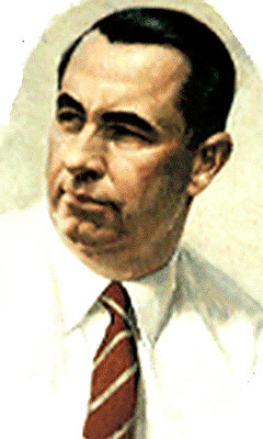 Golf Champion Walter Hagen