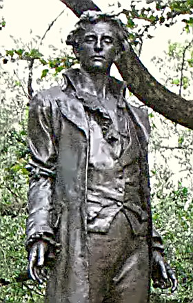 American Patriot Nathan Hale