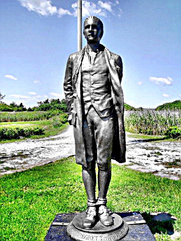 Patriot Nathan Hale