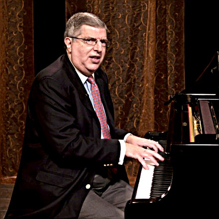 Pianist Marvin Hamlisch