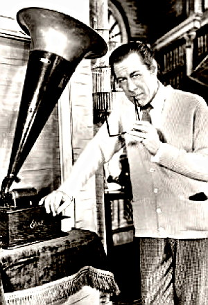 Actor Rex Harrison