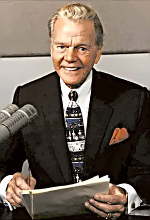 Radio Commentator Paul Harvey
