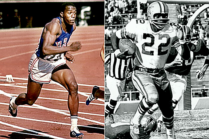 Olympic Champion & Hall of Famer Bob Hayes