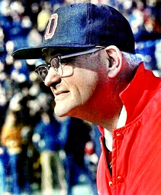 Coach Woody Hayes