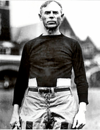 Football Coach John Heisman