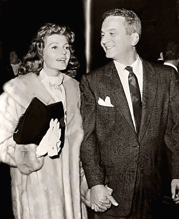 James Hill & Rita Hayworth