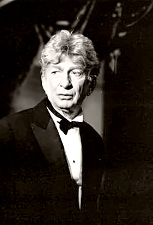 Actor Sterling Holloway