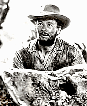 Tim Holt in Treasure of Sierra Madre