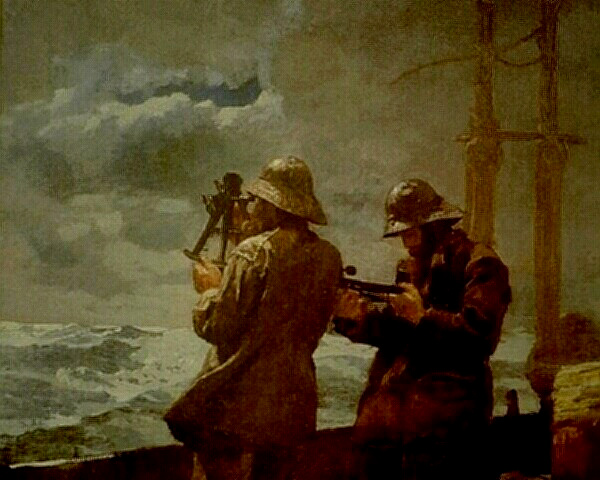 Winslow Homer's - Eight Bells