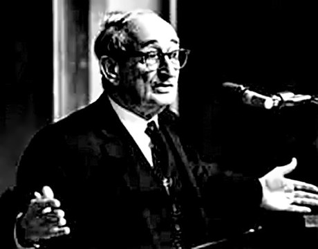 Philosopher Sidney Hook