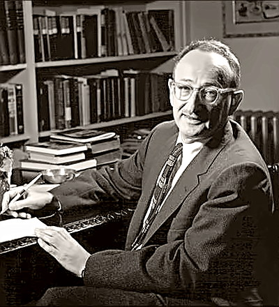 Writer, Philosopher Sidney Hook