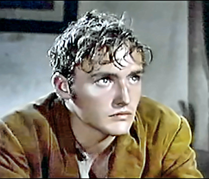 Young Dennis Hopper