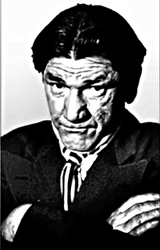 Actor Shemp Howard