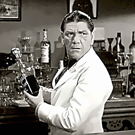 Comedian Shemp Howard