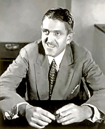 Playwright Sidney Coe Howard