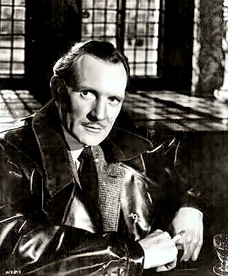 Actor Trevor Howard