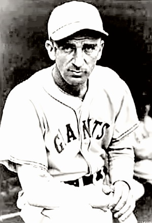 Hall of Fame Pitcher Carl Hubbell
