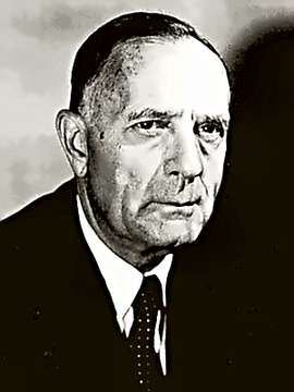 Astronomer Edwin Hubble