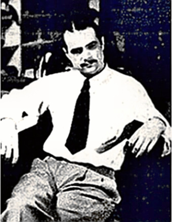 Billionaire Aviator Howard Hughes