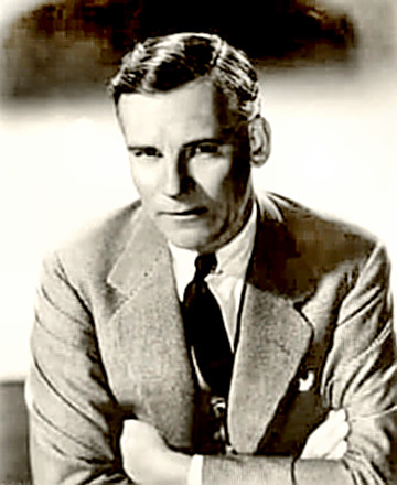 Actor Walter Huston