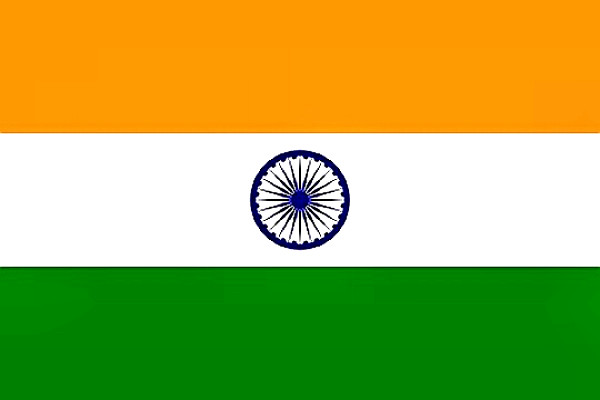 Republic of India flag