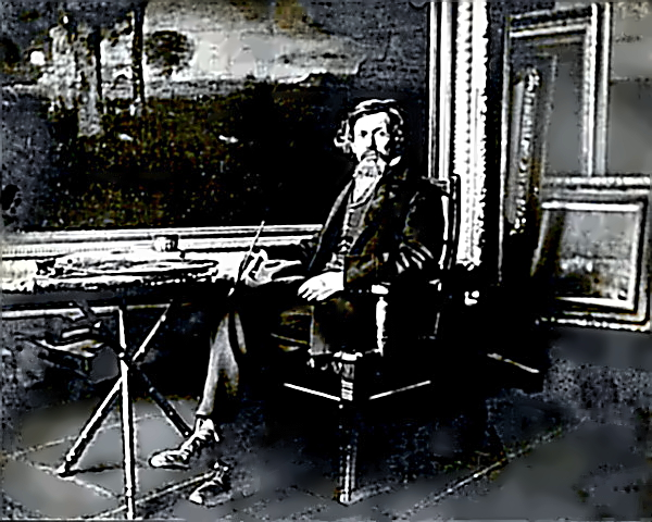 Painter George Innes