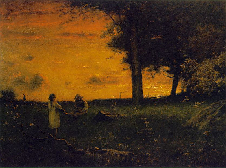 George Innes' Sunset
