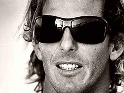 Champion Surfer Andy Irons
