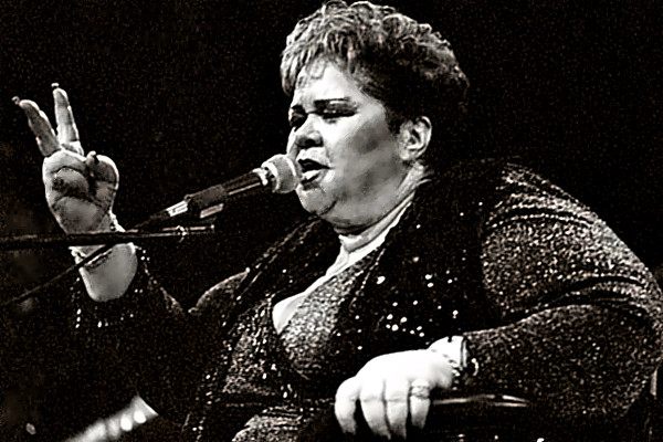 Blues Singer Etta James
