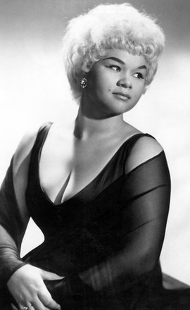 Singer Etta James