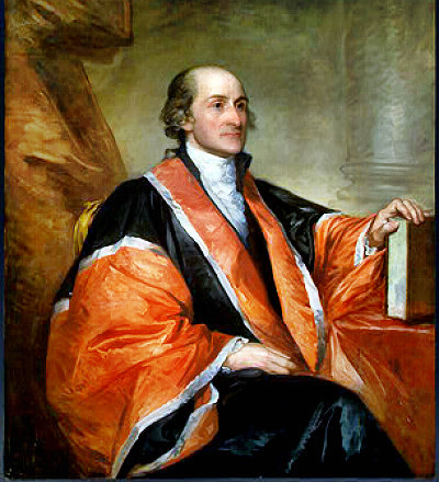 Supreme Court Chief Justice John Jay
