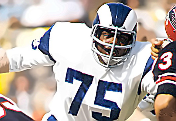 Hall of Famer Deacon Jones