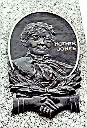 Labor Leader Mother Jones