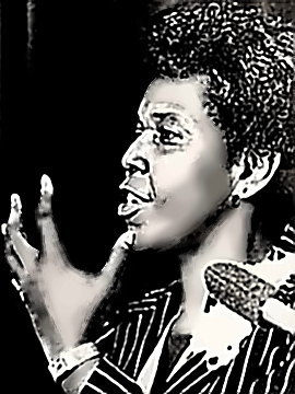 Congresswoman Barbara Jordan