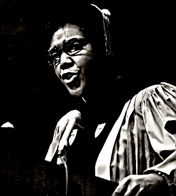 Educator Barbara Jordan