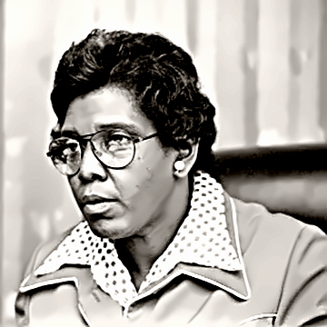 Lawyer Barbara Jordan