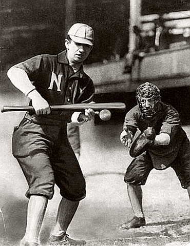 Hall of Famer Wee Willie Keeler
