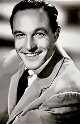Dancer and Actor Gene Kelly