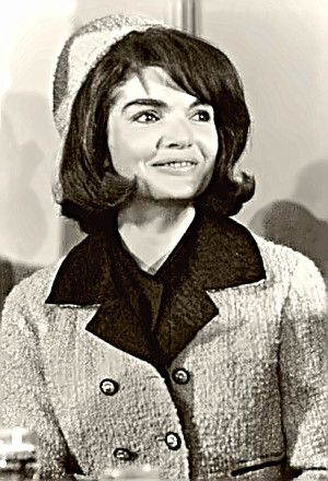 Lovely Jacqueline Kennedy