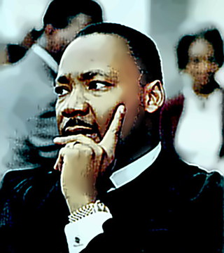 Rev. Dr. Martin Luther King, Jr.