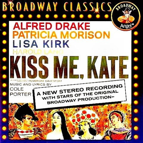 Kiss Me Kate cast album